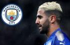 Riyad Mahrez sẵn sàng trở thành bản hợp đồng đầu tiên của Man City
