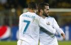 Sao Real Madrid hy vọng sẽ 'loại bỏ' được Ronaldo