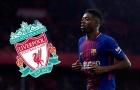 Barca 'bật đèn xanh' cho Liverpool trong thương vụ Dembele