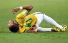 Tại sao Neymar lại bị 'chăm sóc' nhiều đến thế?