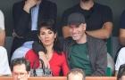Tạm xa bóng đá, Zidane đi xem 'fan ruột' đăng quang