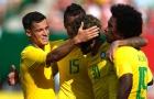 Với bộ tứ ma thuật, Brazil đã sẵn sàng