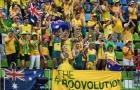 Dân Úc nổi khùng vì bản quyền World Cup