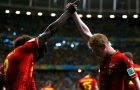 Sao MU và Man City gây vấn đề nghiêm trọng trên tuyển Bỉ