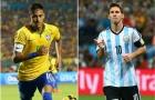 """Những """"máy chạy"""" thượng thặng nhất tại World Cup 2018"""