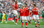 Chiến thắng của tuyển Nga xát muối vào vết thương Italy và Hà Lan