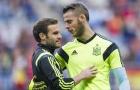 Juan Mata: Có sai lầm, De Gea vẫn là số 1!