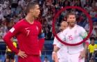Hài hước: Ramos chỉ sai hướng khiến De Gea 'ôm hận' trước Ronaldo