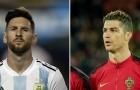 Khởi đầu chậm hơn Ronaldo, nhưng Messi sẽ đi xa hơn?