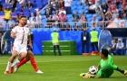 Navas thi đấu như 'người nhện', Costa Rica vẫn nhiều khả năng 'xách valy về nước sớm'