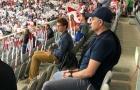 NÓNG: Mourinho dự khán trận Brazil - Thụy Sĩ