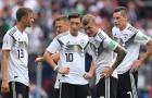 4 nguyên nhân khiến Đức thất bại nhạt nhòa trước Mexico