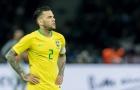 Brazil có thấy nhớ Dani Alves?