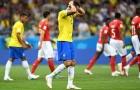 Brazil đã mắc những sai lầm nào trong trận ra quân trước Thụy Sĩ?