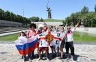 CĐV Anh 'đánh chiếm' thành phố Volgograd, sẵn sàng đại chiến với Tunisia