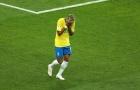 Để Thụy Sỹ cầm hòa, Brazil mất thành tích tự hào trong suốt 36 năm