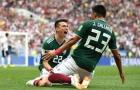 Diệt gọn Die Mannschaft, Mexico khiến quần hùng ngả mũ