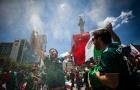 Người dân Mexico ăn mừng ra sao sau chiến thắng lịch sử trước Đức
