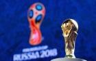 Khi World Cup là cuộc thi 'khai thác tài nguyên quốc gia'