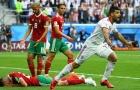 Morocco sẽ là đội đầu tiên chính thức về nước nếu thua Bồ Đào Nha
