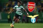 Arsenal tuyên chiến với đại diện Serie A vì sao chạy cánh 52.7 triệu bảng