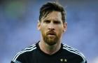 Sampaoli đã hiểu sai và dùng sai Messi?