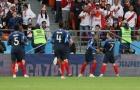 Ai là cầu thủ chơi hay nhất và tệ nhất ở trận chiến giữa Pháp và Peru?
