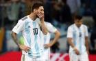 Argentina loại Messi để cứu lấy World Cup!