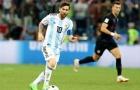 Ivan Perisic: 'Messi rất giỏi nhưng không thể đứng trên đội bóng'