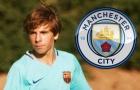 Man City đồng ý thỏa thuận cho tiền vệ được đánh giá cao của Barcelona