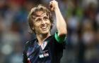'Modric là số 10 xuất sắc nhất thế giới'
