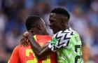 Chelsea ca ngợi hết lời với Omeruo sau màn trình diễn đẳng cấp trước Iceland