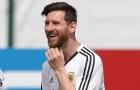 Messi chính thức lên tiếng về kế hoạch giã từ ĐT