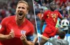 Tuyển Anh và Bỉ giành chiến thắng: Niềm vui của những 'kẻ bắt nạt'