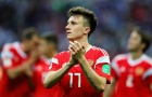 Arsenal có thể mất Golovin về tay Wenger