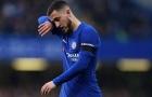 Cha Hazard 'mở đường' cho con trai tới Real Madrid