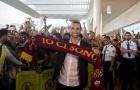 CHÍNH THỨC: Javier Pastore gia nhập AS Roma