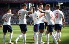 Đội tuyển Anh hoàn toàn xứng đáng được ngợi khen