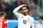 Liên đoàn bóng đá Ai Cập lên tiếng về tương lai Salah