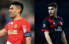 Milan đón Falcao, Monaco có Silva