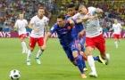 TRỰC TIẾP Ba Lan 0-3 Colombia: Cuadrado nổ súng (KẾT THÚC)