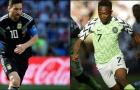 Ahmed Musa 'nắn gân' Messi trước tử chiến Nigeria-Argentina