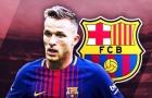 Barcelona kí hợp đồng với 'Vua chuyền bóng', báo chí Catalan ấn tượng
