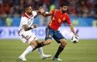 TRỰC TIẾP Tây Ban Nha 1-1 Morocco: Thế trận một chiều (Hết hiệp một)