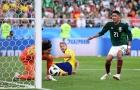 TRỰC TIẾP Mexico 0-3 Thụy Điển: Alvarez đốt lưới nhà (KẾT THÚC)