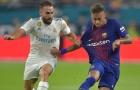 Carvajal hứa để dành một tủ thay đồ cho Neymar tại Real