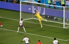 Để Januzai phá lưới, tuyển Anh lần đầu chạm cột mốc lạ lẫm