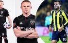Tin chuyển nhượng 29/6   Rooney đến Mỹ và lựa chọn gây sốc của Wilshere