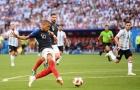 TRỰC TIẾP Pháp 4-3 Argentina: Aguero nổ súng quá muộn (KẾT THÚC)