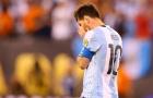 Mascherano thuyết phục Messi ở lại với ĐTQG